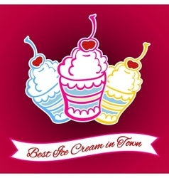 Icecreamcard7 vector
