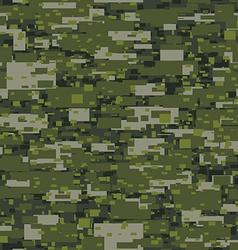 Camouflage urban disruptive block khaki seamless vector