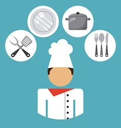 Chef job vector