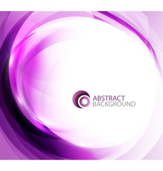 Violet energy background vector