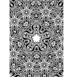 Abstract ornamental background vector