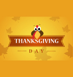 thanksgiving day background style collection vector image