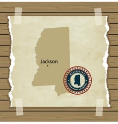 Mississippi vector
