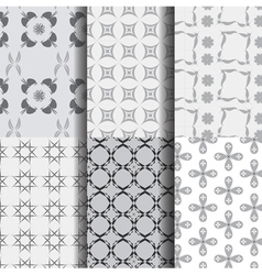 Grey tone pattern vector