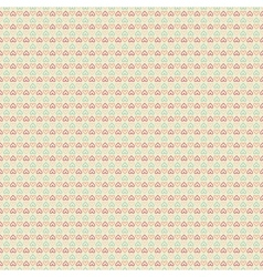 Elegant romantic seamless pattern tiling retro vector