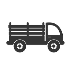 Vehicle and transport graphic design vector image vector image
