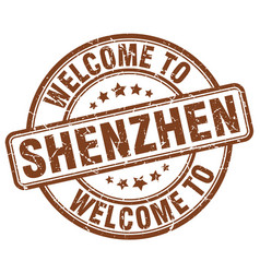Welcome to shenzhen vector