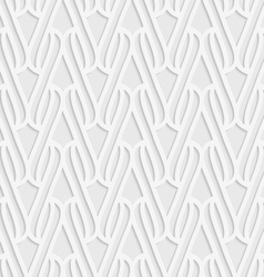 Paper cut out integral grid vector