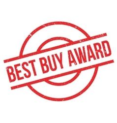 Best buy award rubber stamp vector