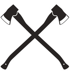 Crossed axes vector