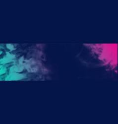 halftone smoke vector image