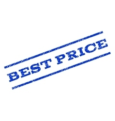 Best Price Watermark Stamp vector image
