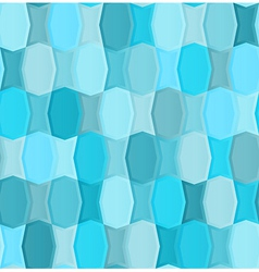seamless pattern seems of the two types of tiles vector image vector image