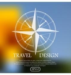 Travel design vector
