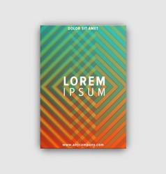 modern design geometric on vector image
