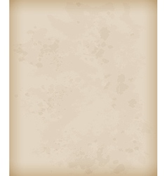 Vintage blots stained paper texture vector