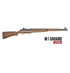 Rifle m1 garand vector