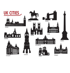 City of Great Britain vector image