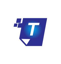 Digital paper initial t vector