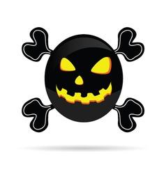 Sweet and cute pumpkin vector