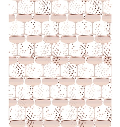 elegant light seamless pattern with sparkling wine vector image vector image