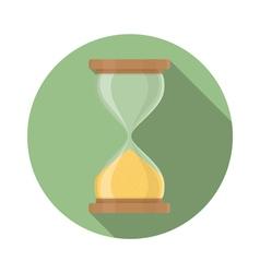 Sandglass Icon vector image