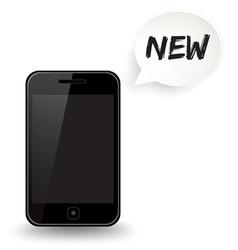 Smart phone new vector