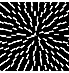 Black spiral background vector
