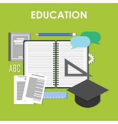 Education online professional education vector