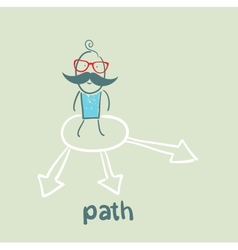 path vector image