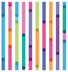 Bright strips seamless pattern vector