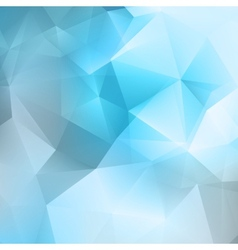Abstract polygonal background EPS10 vector image