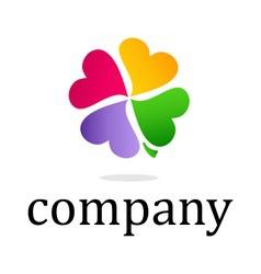 Clover Logo vector image vector image