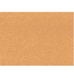 Color cork wood texture vector
