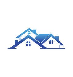 House realty business logo vector