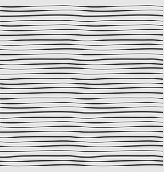 pattern with lines hand drawn vector image