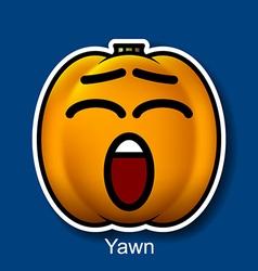 Yawn vector