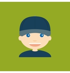 Abstract profession avatar vector