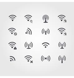 wireless vector image