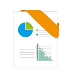 Ppt format chart vector