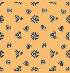 retro seamless pattern simple flat texture design vector image