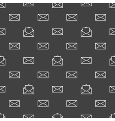 Mail pattern vector