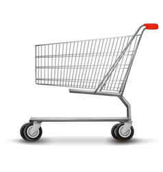 Shopping cart vector