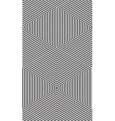 Pattern zigzag vector