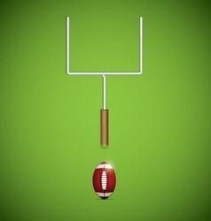 Americanfootballball vector