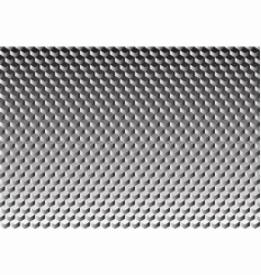 abstract gray arrow pattern background vector image vector image