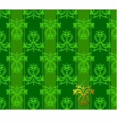 Floral patten vector