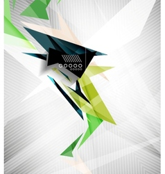 Motion geometric shapes - rapid straight lines vector