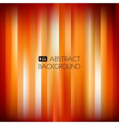 Red-Orange Abstract Striped Background vector image vector image