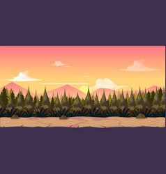 background for your game created in modern pinky vector image vector image